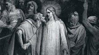 iglesia catolica judas